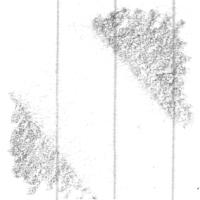 「再生紙」の消し字性