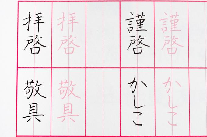 岡田崇花先生の書きぶり