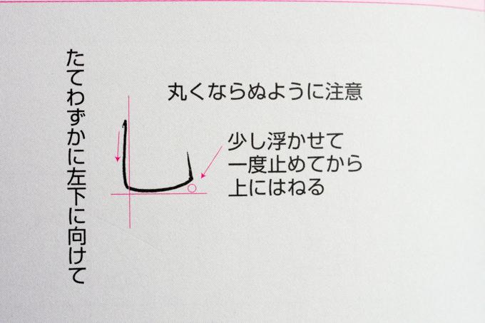 細部まで配慮した書字が読み手へのおもてなしになることを示す参考箇所